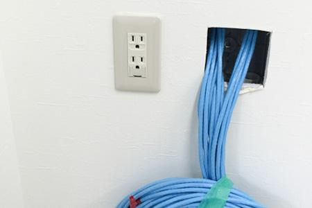電気通信設備イメージ写真